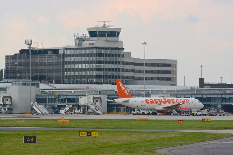 Manchester Airport is the international airport serving Manchester area, in England.